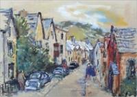 AF001 - Village Street