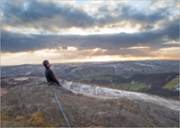 rock climber stanage edgeGC