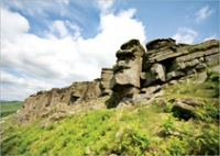 Stanage Edge Colour Landscape Effect Farrow Spec