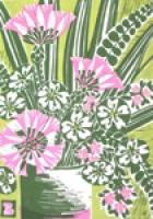 CF4 vase of flowers