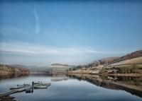 Ladybower Dam